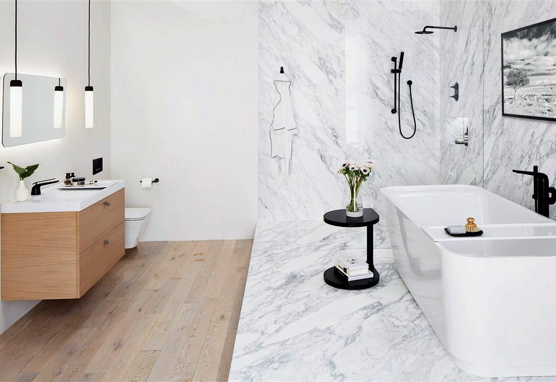 3 elements to create a dream bathroom sanctuary | Moorpark Acorn